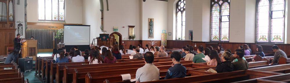 杜伦华人循道卫理教会
